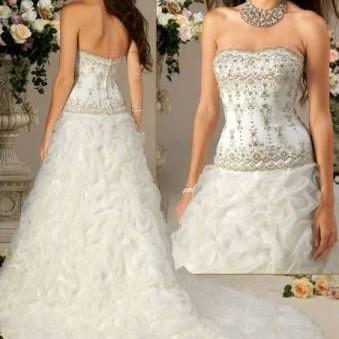 Totálny výpredaj svadobných a spoločenských šiat